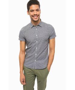 SCOTCH & SODA | Приталенная Рубашка С Короткими Рукавами