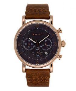 Gant | Часы Круглой Формы С Хронографом