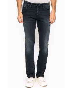 Calvin Klein Jeans | Зауженные Джинсы Синего Цвета