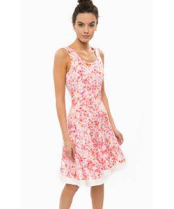 Patrizia Pepe | Приталенное Платье С Цветочным Принтом