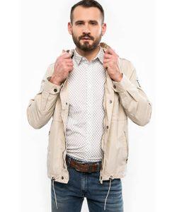 Calvin Klein Jeans | Легкая Демисезонная Ветровка На Молнии И Кнопках