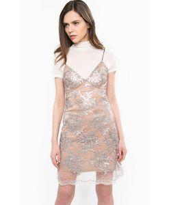 Guess | Платье С Отделкой Пайетками