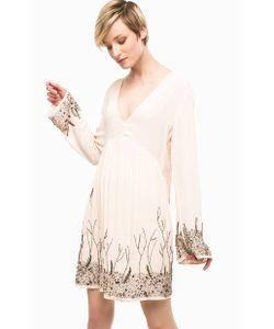 Religion | Платье Из Вискозы С Вышивкой Бисером