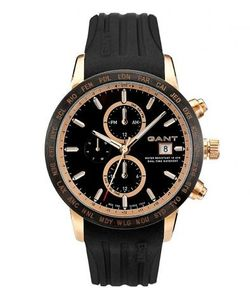 Gant | Часы С Люминесцентными Стрелками