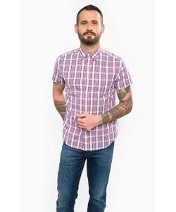 Wrangler | Хлопковая Рубашка С Короткими Рукавами