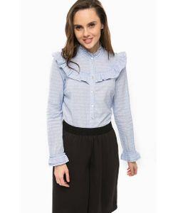 Vero Moda | Приталенная Рубашка С Длинными Рукавами