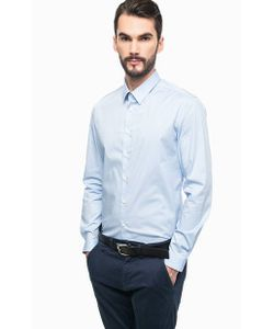 DRYKORN | Голубая Рубашка Из Хлопка