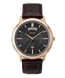 Gant | Часы С Кожаным Ремешком