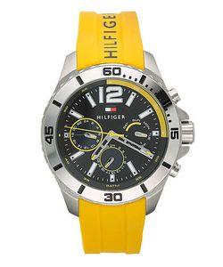 Tommy Hilfiger | Часы С Ремешком Желтого Цвета