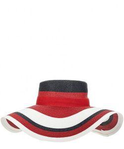 Tommy Hilfiger | Трехцветная Шляпа С Широкими Полями