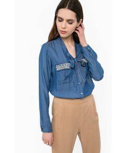 Liu •Jo Jeans | Джинсовая Блуза С Длинными Рукавами