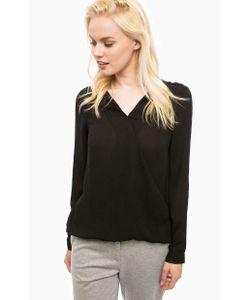 Vero Moda   Черная Блуза С Длинными Рукавами