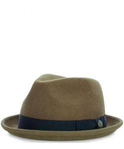 Goorin Bros. | Шляпа Коричневого Цвета Из Шерсти