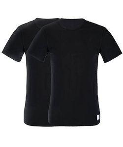 Calvin Klein | Комплект Из Двух Черных Футболок Из Хлопка