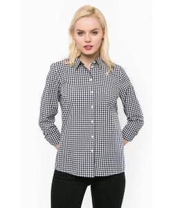 TOM TAILOR | Рубашка Из Хлопка В Клетку