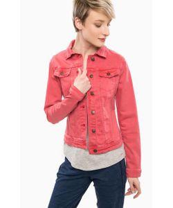 TOM TAILOR | Джинсовая Куртка С Декоративными Клапанами