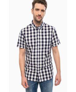 Jack & Jones | Рубашка В Клетку С Нагрудным Карманом