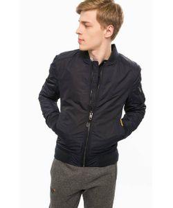 Superdry | Легкая Куртка Синего Цвета На Молнии