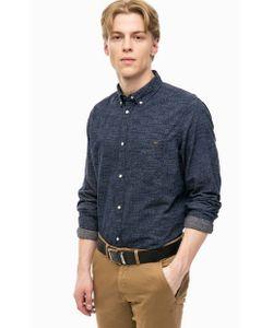 Pepe Jeans London | Синяя Рубашка На Кнопках С Карманом