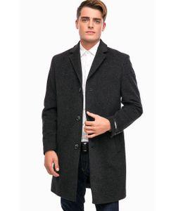 Lagerfeld | Классическое Пальто Из Шерсти