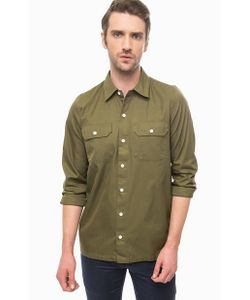 Carhartt WIP | Хлопковая Рубашка Цвета