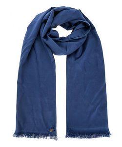 Trussardi Jeans | Шарф Синего Цвета