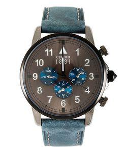 Cerruti 1881 | Часы С Ремешком Из Натурального Нубука