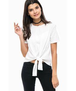 Mavi | Хлопковая Блуза С Короткими Рукавами
