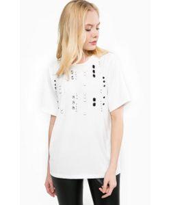 Liu •Jo | Блуза С Декоративной Отделкой