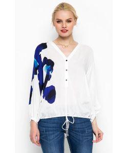 Trussardi Jeans | Свободная Блуза С Застежкой На Пуговицы