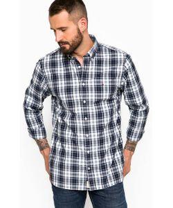 Tommy Hilfiger | Хлопковая Рубашка В Клетку С Длинным Рукавом