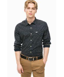 Pepe Jeans London | Приталенная Рубашка С Цветочным Принтом