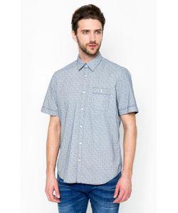 LERROS | Рубашка Из Хлопка С Короткими Рукавами