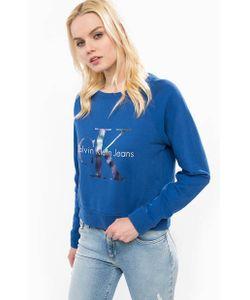 Calvin Klein Jeans | Свитшот Из Хлопка С Принтом