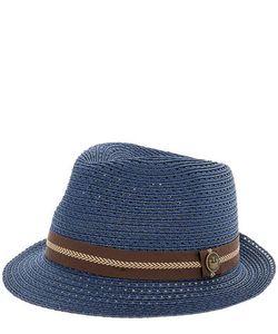 Goorin Bros. | Синяя Плетеная Шляпа