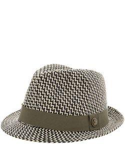 Goorin Bros. | Плетеная Шляпа С Широкой Лентой Цвета
