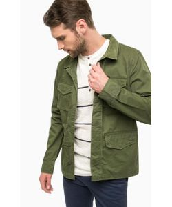 Lee | Куртка Цвета С Карманами