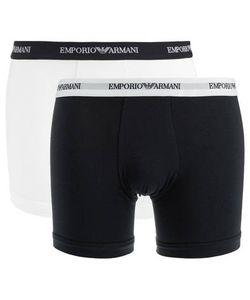 Emporio Armani | Комплект Из Двух Хлопковых Трусов-Боксеров