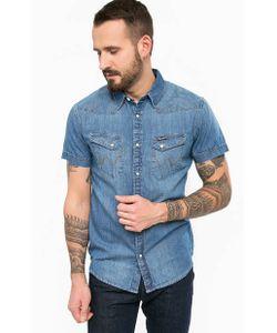 Wrangler | Приталенная Рубашка На Кнопках