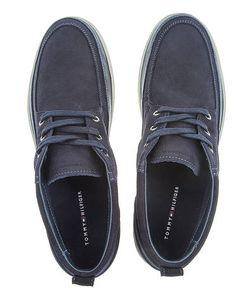Tommy Hilfiger | Ботинки Из Нубука На Шнуровке