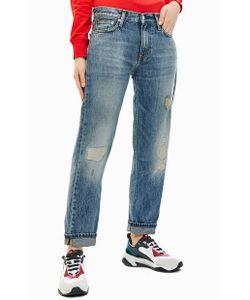 c24220ded3b Calvin Klein Jeans - Рваные Джинсы Со Стандартной Посадкой Ckj 061