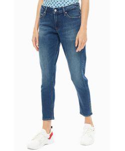 1f133468570 Calvin Klein Jeans - Зауженные Джинсы С Заломами Ckj 021