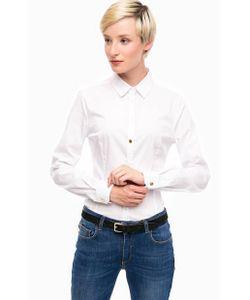Trussardi Jeans   Классическая Рубашка На Пуговицах