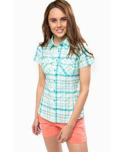 Columbia | Рубашка С Короткими Рукавами В Клетку