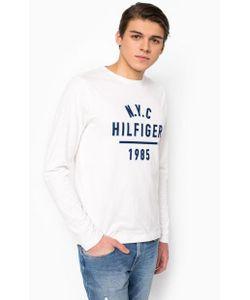 Tommy Hilfiger | Хлопковая Футболка С Длинными Рукавами