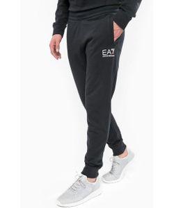 EA7 | Хлопковые Брюки На Резинке