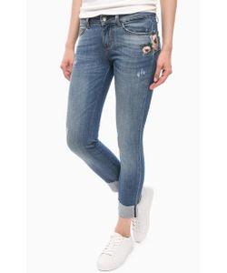 Liu •Jo Jeans | Укороченные Джинсы С Вышивкой