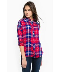 Wrangler | Приталенная Рубашка Из Вискозы