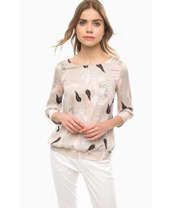 LERROS | Блуза Из Вискозы С Цветочным Принтом