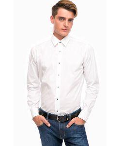 Lagerfeld | Хлопковая Рубашка На Кнопках